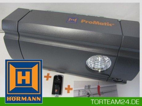 Hörmann ProMatic BS ( BiSecur) K-Schiene 4512401K