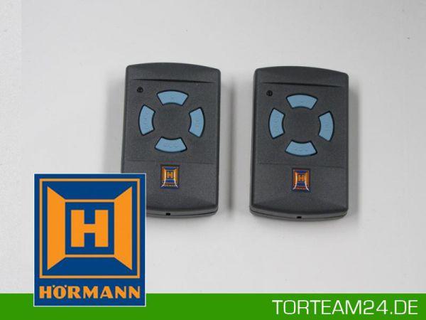 h rmann handsender 4 tasten hsm 868 3mhz torteam24. Black Bedroom Furniture Sets. Home Design Ideas